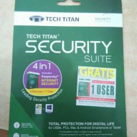 harga Kaspersky Internet Security 2017 3 User - Tech Titan - Kis 3 Tokopedia.com