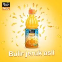 Minute Maid PULPY ORANGE - Minuman