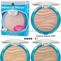 Physicians Formula -Wear Talc-Free Mineral Airbrushing Pressed Powder
