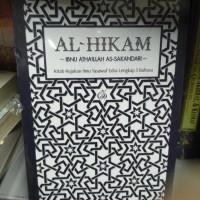 Al-Hikam: Kitab Rujukan Ilmu Tasawuf Edisi Lengkap 3 Bahasa