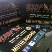 MOTHERBOARD REDFOX H61 + Processor INTEL G620