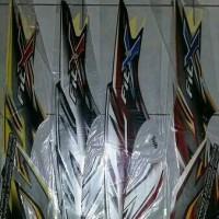 striping/sticker body motor supra fit x 2006