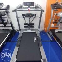 Treadmill elektrik TL 266 manual incline Total Fitnes