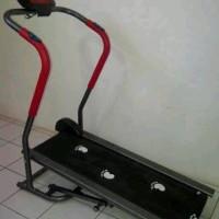 Treadmill manual TL 002 / treadmil / tredmill manual 1 fungsi TOTAL