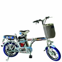 Sepeda listrik Type SATURNUS micey