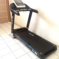 Treadmill Elektrik TL 123 frre ongkir JABODETABEK dan bonus lainnya