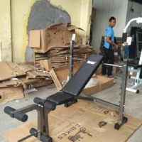 Bench Press alat olahraga TOTAL