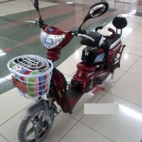 Sepeda listrik Type EARTH PLATINUM Super Rider
