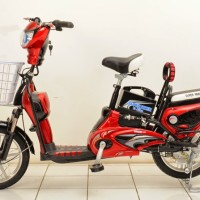 Sepeda listrik Type EARTH best seller