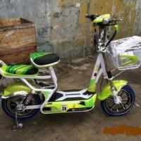 Sepeda listrik Type NEPTUNUS