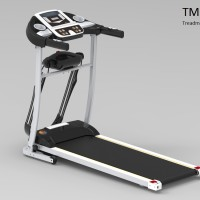 Alat Olahraga - Treadmill Elektrik TM 591 - 2 Fungsi