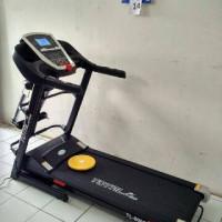 Treadmill,treadmil,tredmill elektrik TL 8066 motor 2 Hp cod