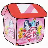Jual Tendah Rumah Anak Little Pony / Mainan Kado Cewek / Tenda Mandi Bola Murah