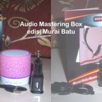 Harga hot audio box mastering burung murai | Pembandingharga.com