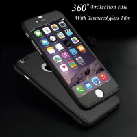 Hardcase Neo Hybrid 360 FREE Tempered Glass Full Case Iphone 6 /S Plus