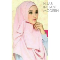 [New] Hijab Pashmina Instan Zazkia | Jilbab Simple | Ke Limited