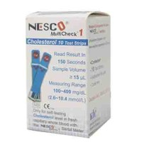 Nesco Strip Cholestrol