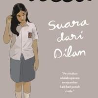 Novel Remaja Milea Suara dari Dilan | Asli, Original, Murah