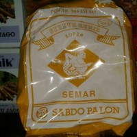 SERBUK KUNIR SUPER CAP SEMAR SABDO PALON