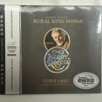 CD piringan hitam Kenny Rogers baru 3disc original impor