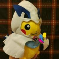 Jual Boneka Pikachu Hoodie Lugia Legendary Pokemon Murah