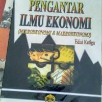 buku pengantar ilmu ekonomi mikro dan makro