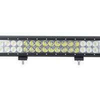 AUXBEAM LED Lightbar 20 inch 2 Row 126w