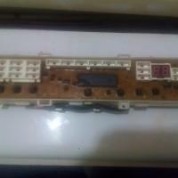 modul pcb mesin cuci Toshiba 9tombol