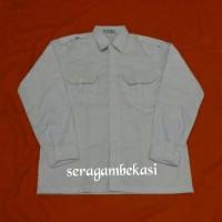 harga Baju Kemeja Pmr Smp/sma & Seragam Satpam Tokopedia.com