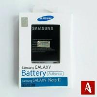 Baterai Batere Bateri Samsung Note 2 Original
