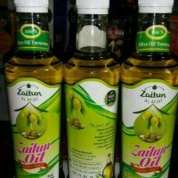 Minyak Zaitun Al Afiat extra virgin olive oil 350ml zaitun oil