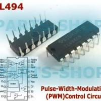 TL494CN Dip-16 TL494C TL494 Pulse-width-modulation Control Circuits