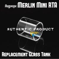 Augvape Merlin Mini Replacement Glass Tank | Gelas | Kaca | Pengganti