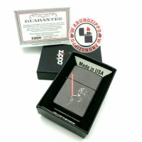 korek model zippo custom logo band dart vader star wars