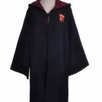 Jubah Hogwarts Harry Potter / Hogwarts Cloak Robe
