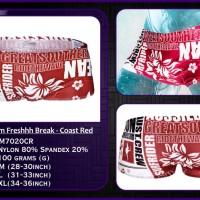 AussieBum Fresh Break Swimwear [ Celana Renang ]