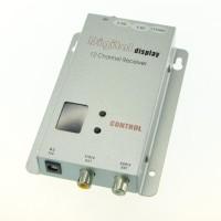 1.2G 1.3G 9CH Wireless AV Audio Video FPV Long Range Receiver
