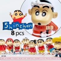 Crayon Shin-chan Figure Shinnosuke-Sincan Kartun-Komik-Koleksi-VB188