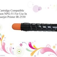 Cartridge Compatible Canon NPG-51 For Use In Laserjet Printer IR-2530