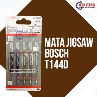 Mata Gergaji / Graji Jigsaw Blade Bosch T144D speed for wood HCS