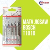 Mata Gergaji / Graji Jigsaw Blade Bosch T101D clean cut for wood HCS