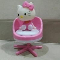 Jual kotak musik / music chair karakter hello kitty Murah