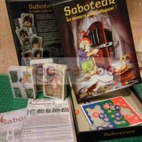 harga SABOTEUR 2 - SABOTEUR 1 + 2 EXPANSION PACK ENGLISH VERSION CARD GAME Tokopedia.com