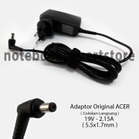 harga Adaptor Charger Laptop Acer Aspire One 722 725 756 V5-121 V5-122 D260 Tokopedia.com