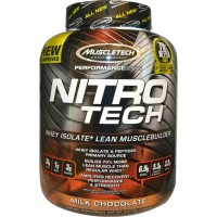 Jual Nitro tech 4 lbs nitrotech 4 lb on whey gold syntha 6 prostar carnivor Murah