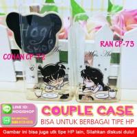 Couple Case Conan Ran - Custom Case Casing Bahan Softcase Transparan
