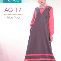 Gamis Alnita AG 17 abu