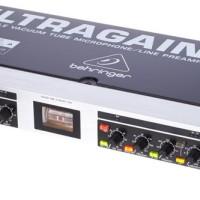 Behringer MIC2200 Ultragain Pro (Audiophile Vacuum Tube Microphone)