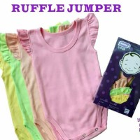 KAZEL RUFFLE JUMPER 4in1