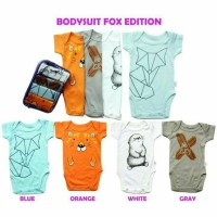 KAZEL BODYSUIT FOX EDITION 4in1